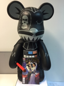 Darth Bearbrick approves of Star Wars #1.
