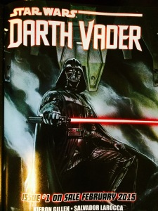 Preview of Star Wars: Darth Vader #1.