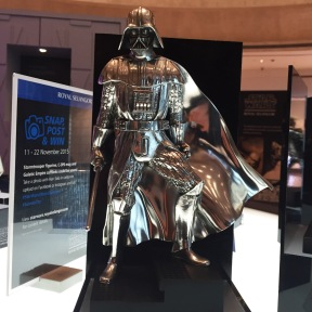 Darth Vader cuts an impressive figure in this statuette. Limited to 5,000 worldwide.